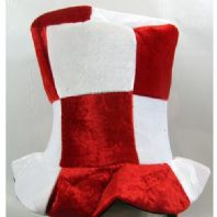 Christmas Top Hat (H6743)